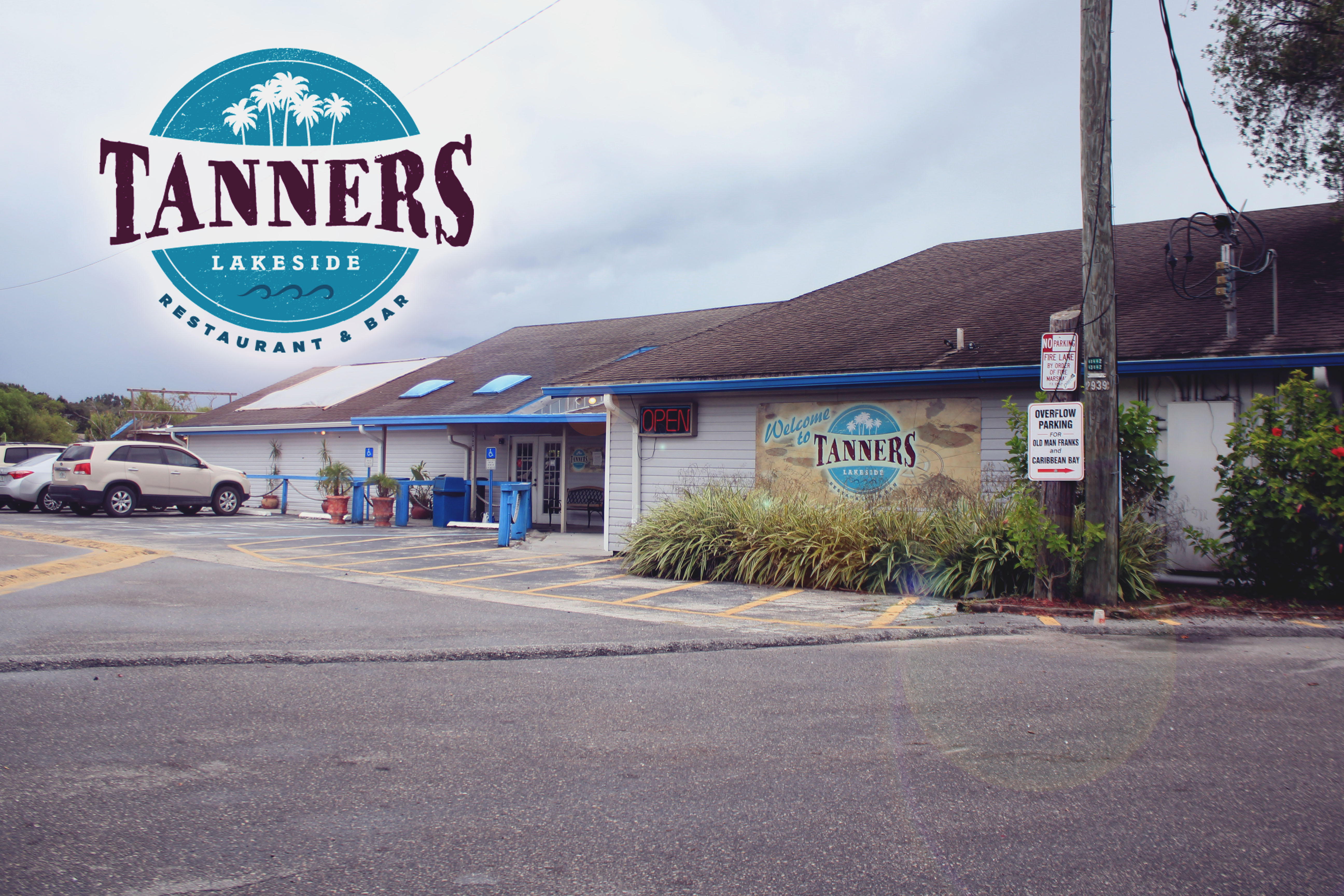 Welcome To Tanner S Lakeside Located In Winter Haven Florida We Offer Great Live Music Amazing Food And A Satisfying Full Liquor Bar